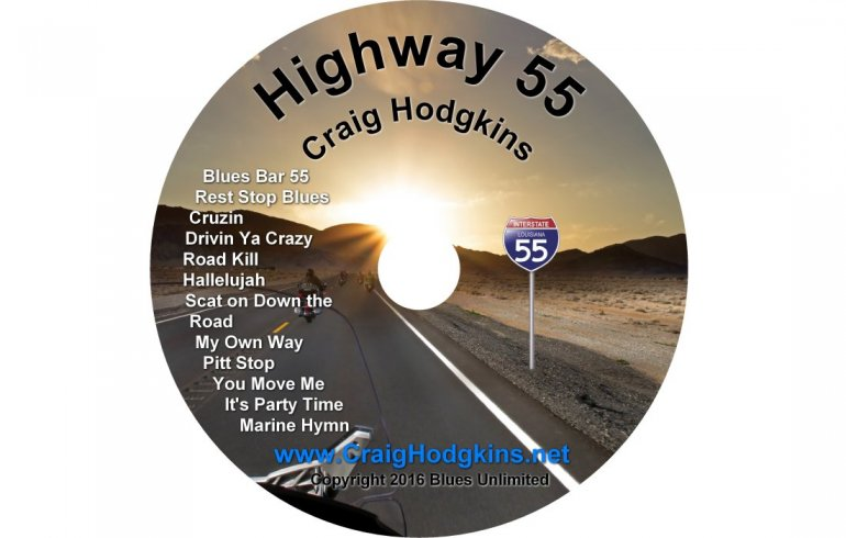 Highway 55 Label