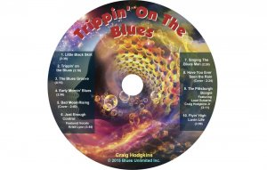 Trippin On The Blues Label